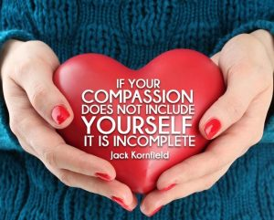 Self Compassion_Jodie Cooper positive psychology coach and speaker. What is Self Compassion?