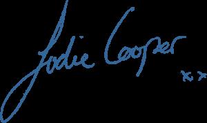 Jodie signature